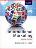 International Marketing, Rakesh Mohan Joshi, 0198077025