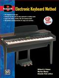 Basix Electronic Keyboard Method, Willard A. Palmer and Morton Manus, 0882847023