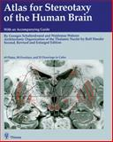 Atlas for Stereotaxy of the Human Brain, Schaltenbrand, G. and Wahren, W., 3133937022