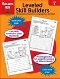Leveled Skill Builders, The Mailbox Books Staff, 1562347020