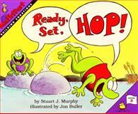 Ready, Set, Hop!, Stuart J. Murphy, 0064467023