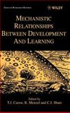 Mechanistic Relationships Between Development and Learning, , 0471977020