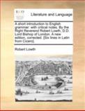 A Short Introduction to English Grammar, Robert Lowth, 1140737023