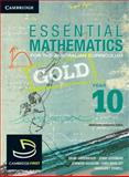 Essential Mathematics Gold for the Australian Curriculum Year 10, David Greenwood and Saraq Woolley, 1107687020