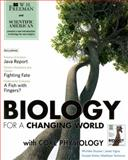 Scientific American Biology for a Changing World, Michele Shuster and Janet Vigna, 1429297026