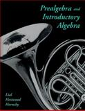 PStudent Solutions Manual for Prealgebra and Introductory Algebra, Lial, Margaret L. and Hestwood, Diana, 0321067029