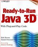 Ready-to-Run Java 3D 9780471317029