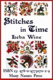 Stitches in Time, Leba Wine, 0977307026