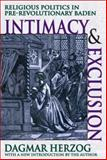 Intimacy and Exclusion 9781412807029