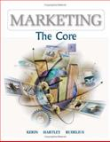 Marketing : The Core, Kerin, Roger A. and Hartley, Steven William, 0072547030