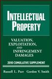 Intellectual Property : Valuation, Exploitation and Infringement Damages 2010 Cumulative Supplement, Parr, Russell L., 0470457031
