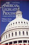 The American Legislative Process : Congress and the States, Keefe, William J. and Ogul, Morris S., 0130877034