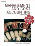 Management and Cost Accounting : Value Media Edition, Drury, Colin, 1844807037