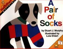 A Pair of Socks, Stuart J. Murphy, 0064467031