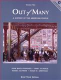 Out of Many : A History of the American People, Faragher, John Mack and Buhle, Mari Jo, 0130177032