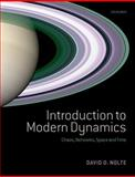 Introduction to Modern Dynamics : Chaos, Networks, Space and Time, Nolte, David D., 0199657033