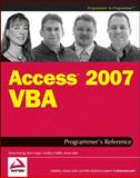 Access 2007 VBA Programmer's Reference, Geoffrey L. Griffith and Teresa Hennig, 0470047038