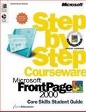 Microsoft FrontPage 2000, ActiveEducation Staff, 0735607036