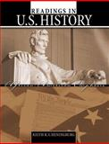 Readings in Us History : African-American Emphasis, Heningburg, Keith, 0757557031