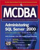 MCDBA Administering SQL Server 2000 Study Guide (Exam 70-228), Mukherjee, Joyit, 0072127031