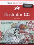 Illustrator CC, Elaine Weinmann and Peter Lourekas, 0133987035