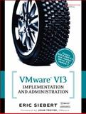 VMware VI3 Implementation and Administration, Siebert, Eric, 0137007035