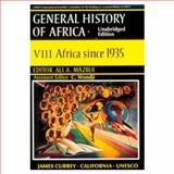 UNESCO General History of Africa : Africa since 1935, , 0520067037
