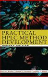 Practical HPLC Method Development, Snyder, Lloyd R. and Kirkland, Joseph J., 047100703X