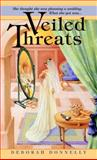 Veiled Threats, Deborah Donnelly, 0440237033