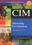 CIM Coursebook 02/03 Marketing Environment, Oldroyd, Mike, 0750657030