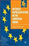 Interest Representation in the European Union, Greenwood, Justin, 1403987033
