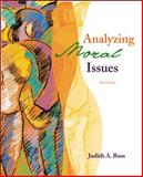 Analyzing Moral Issues, Boss, Judith A., 0072877030