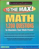 Math to the Max, LearningExpress Staff, 1576857034