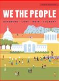 We the People, Ginsberg, Benjamin and Lowi, Theodore J., 0393937038