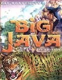 Big Java, Horstmann, Cay, 0471697036