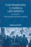 From Movements to Parties in Latin America : The Evolution of Ethnic Politics, Van Cott, Donna Lee, 052170703X