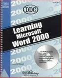 Learning Word 2000, DDC Publishing Staff, 1562437038