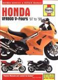 Honda VFR800 V-Fours, 97-99 9781859607039