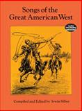Songs of the Great American West, , 0486287041
