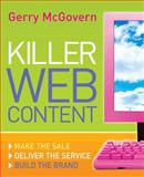 Killer Web Content, Gerry McGovern, 071367704X