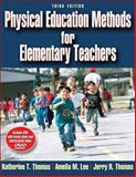 Physical Education Methods for Elementary Teachers, Jerry R. Thomas and Amelia M. Lee, 0736067043