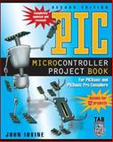 PIC Microcontroller Project Book : For PIC Basic and PIC Basic Pro Compliers, Iovine, John, 0071437045