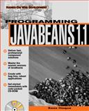 Programming Java Beans 1.1, Hoque, Reaz, 0079137040