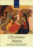Christmas Motets, Rutter, John, 019343704X