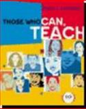 Those Who Can, Teach, Cooper, James M. and Cooper, James Michael, 0618307044