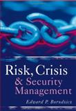 Risk, Crisis and Security Management, Borodzicz, Edward P., 0470867043