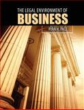 The Legal Environment of Business, Pace, Ryan, 0757597041