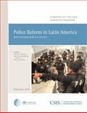 Police Reform in Latin Americapb, Johnson and Bliss, 0892067047
