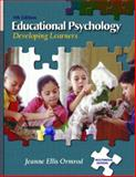 Educational Psychology : Developing Learners, Ormrod, Jeanne E., 0130887048