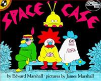 Space Case, Edward Marshall, 0140547045